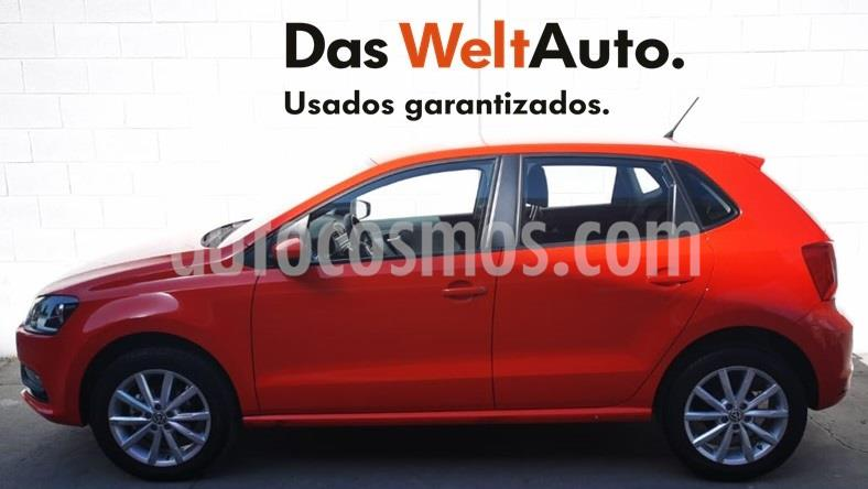 Volkswagen Polo Hatchback Design & Sound usado (2020) color Rojo Flash precio $220,000