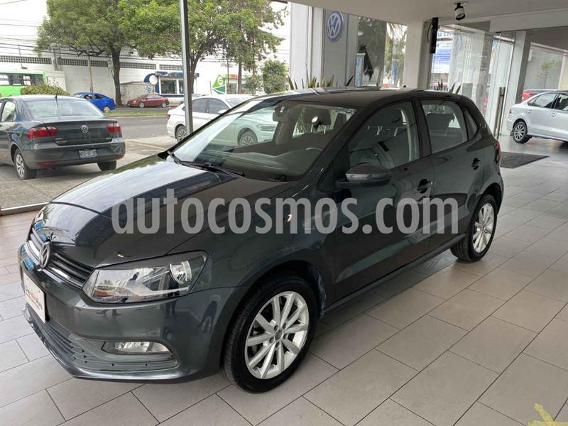 Volkswagen Polo Hatchback Design & Sound usado (2020) color Gris precio $215,000