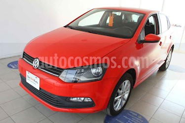 Volkswagen Polo Hatchback Design & Sound usado (2019) color Rojo precio $235,000