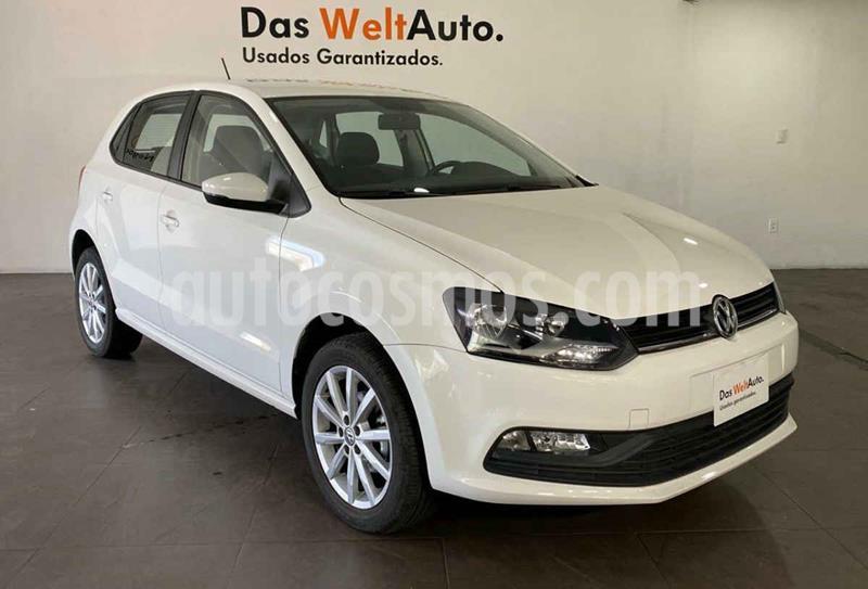 Volkswagen Polo Hatchback Design & Sound usado (2019) color Blanco precio $200,000