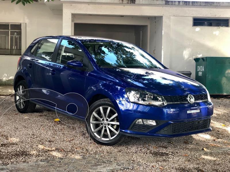 Foto Volkswagen Polo Hatchback Comfortline Plus usado (2020) color Azul precio $285,000