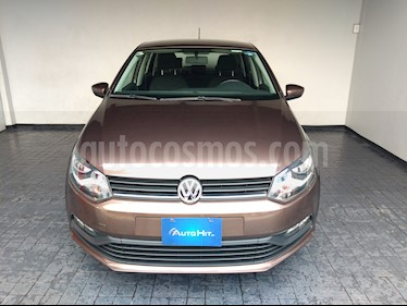 Volkswagen Polo Hatchback Sound Tiptronic usado (2018) color Marron precio $206,000