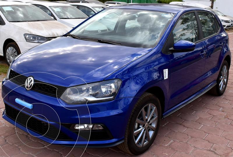 Foto Volkswagen Polo Hatchback Comfortline Plus Tiptronic nuevo color Azul Metalico precio $290,990