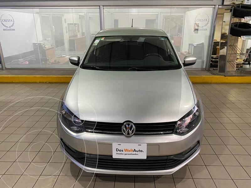 Volkswagen Polo Hatchback 1.6L Aut usado (2015) color Plata Reflex precio $149,900