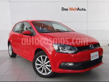 Volkswagen Polo Hatchback Design & Sound usado (2019) color Rojo precio $199,000
