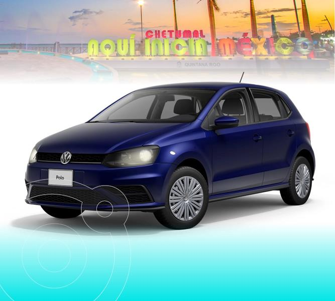 Foto OfertaVolkswagen Polo Hatchback Startline nuevo color Azul Metalico precio $234,001