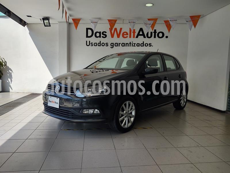 Volkswagen Polo Hatchback Design & Sound usado (2020) color Gris Carbono precio $219,000