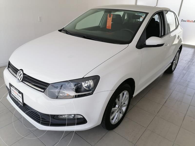 Foto Volkswagen Polo Hatchback Comfortline Plus usado (2020) color Blanco precio $225,000