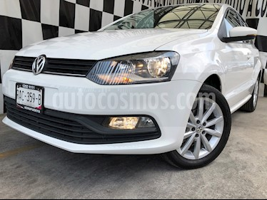 Volkswagen Polo Hatchback Disign & Sound Tiptronic usado (2020) color Blanco Candy precio $233,000