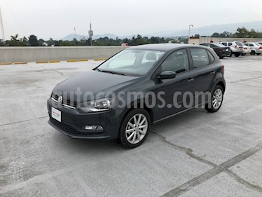 Volkswagen Polo Hatchback Disign & Sound Tiptronic usado (2019) color Gris Carbono precio $225,000