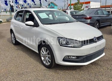 Volkswagen Polo Hatchback Disign & Sound Tiptronic usado (2019) color Blanco precio $245,000
