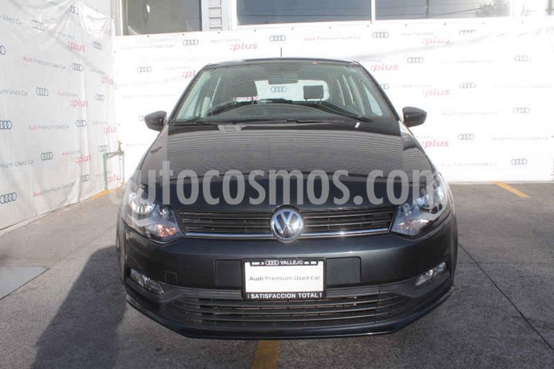 Volkswagen Polo Hatchback Disign & Sound Tiptronic usado (2019) color Gris precio $212,000