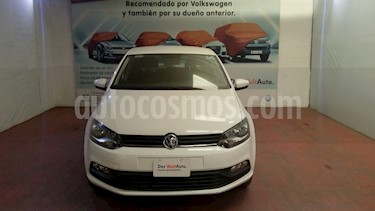 Volkswagen Polo Hatchback Design & Sound usado (2019) color Blanco precio $215,000