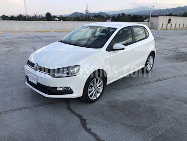 Volkswagen Polo Hatchback Design & Sound usado (2019) color Blanco precio $208,001