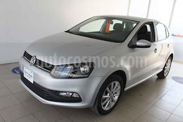 Volkswagen Polo Hatchback Design & Sound usado (2019) color Plata precio $235,000