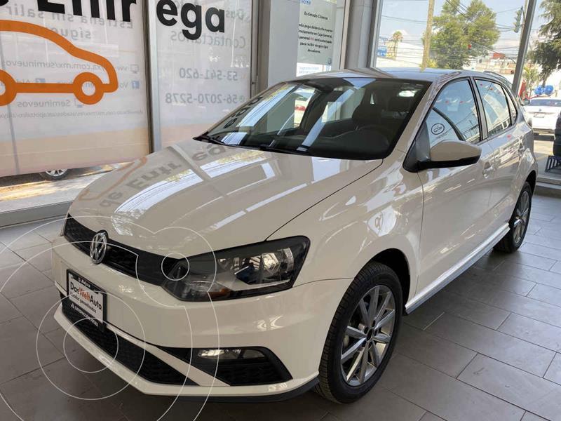 Foto Volkswagen Polo Hatchback Comfortline Plus usado (2020) color Blanco precio $240,000