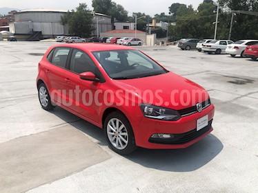 Volkswagen Polo Hatchback Design & Sound usado (2019) color Rojo precio $208,000