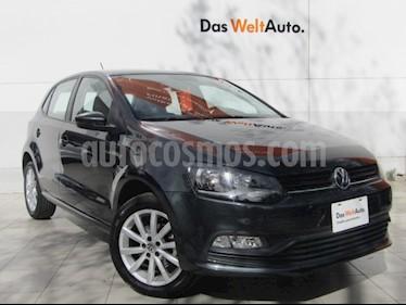 Volkswagen Polo Hatchback Disign & Sound Tiptronic usado (2019) color Gris Carbono precio $215,000
