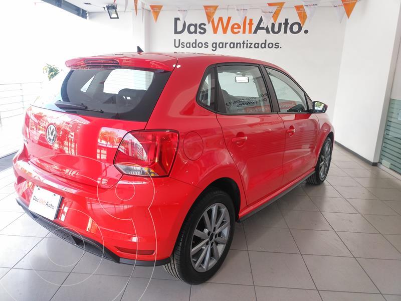 Foto Volkswagen Polo Hatchback Comfortline Plus usado (2020) color Rojo precio $255,000