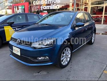 Foto Volkswagen Polo Hatchback Design & Sound usado (2019) color Azul precio $225,000
