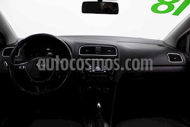 Volkswagen Polo Hatchback 1.6L Aut usado (2018) color Naranja precio $170,000