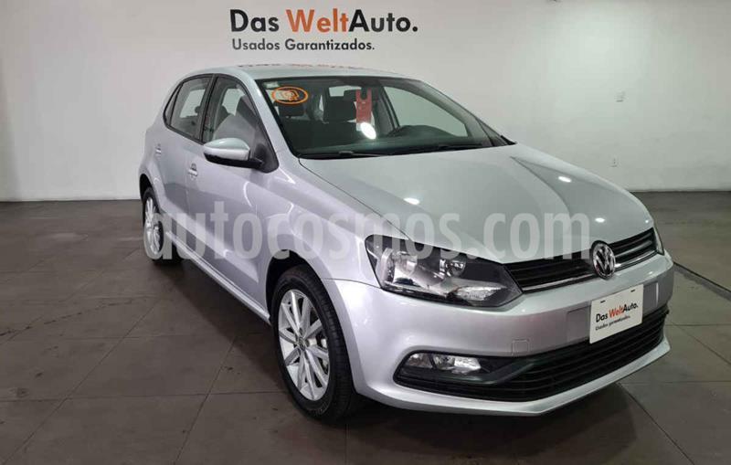 Volkswagen Polo Hatchback Design & Sound usado (2020) color Plata precio $206,000