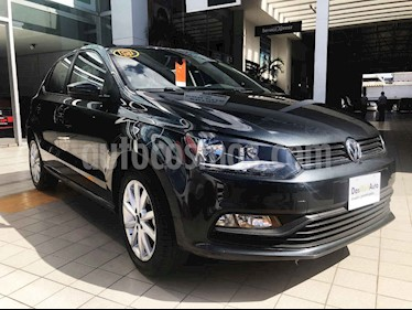 Volkswagen Polo Hatchback Design & Sound usado (2019) color Gris precio $230,000