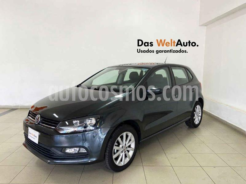 Volkswagen Polo Hatchback Design & Sound usado (2020) color Gris precio $206,092