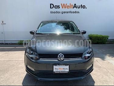 Volkswagen Polo Hatchback Design & Sound usado (2019) color Azul precio $219,900
