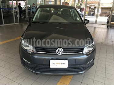 Volkswagen Polo Hatchback Design & Sound usado (2019) color Gris Carbono precio $210,000