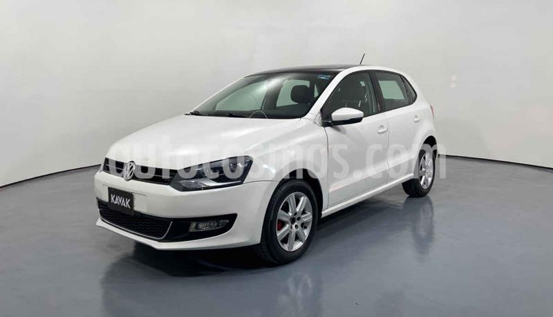 Volkswagen Polo Hatchback Highline usado (2014) color Blanco precio $172,999