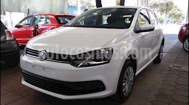 Volkswagen Polo Hatchback Startline Tiptronic usado (2019) color Blanco precio $177,900
