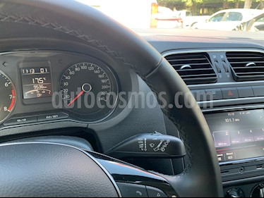 Volkswagen Polo Hatchback Disign & Sound Tiptronic usado (2019) color Plata Reflex precio $215,000