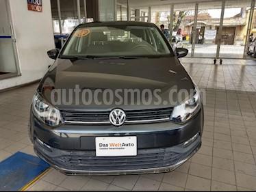 Volkswagen Polo Hatchback Disign & Sound Tiptronic usado (2019) color Gris Carbono precio $213,000