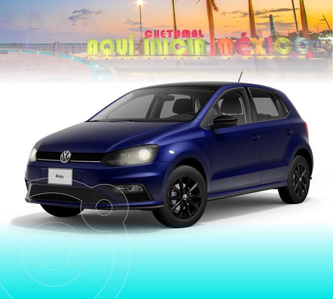 Foto OfertaVolkswagen Polo Hatchback Edicion Especial nuevo color Azul Metalico precio $267,235