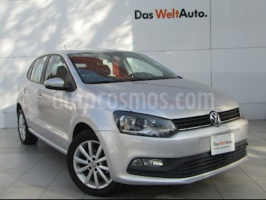Volkswagen Polo Hatchback Design & Sound usado (2019) color Plata Reflex precio $205,000