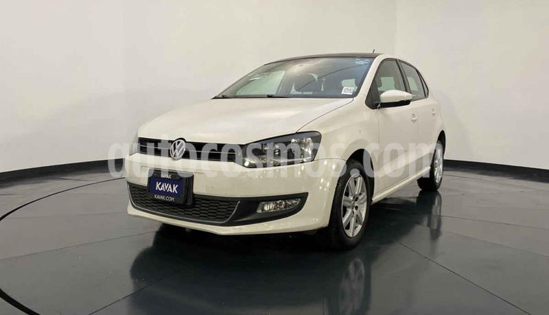 Volkswagen Polo Hatchback Highline usado (2014) color Blanco precio $162,999