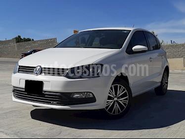 Foto Volkswagen Polo Hatchback Allstar Aut usado (2017) color Blanco Candy precio $169,000