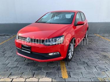 Volkswagen Polo Hatchback Design & Sound usado (2019) color Rojo precio $219,900
