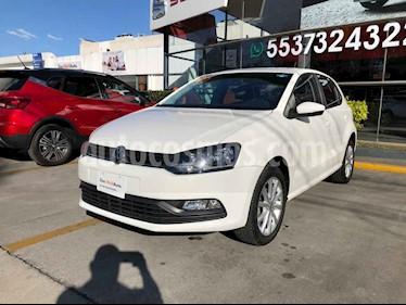 Foto Volkswagen Polo Hatchback Design & Sound usado (2019) color Blanco precio $210,000