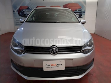 Volkswagen Polo Hatchback Disign & Sound Tiptronic usado (2019) color Plata Reflex precio $204,000