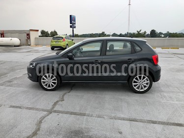 Foto Volkswagen Polo Hatchback Design & Sound usado (2019) color Gris precio $215,000