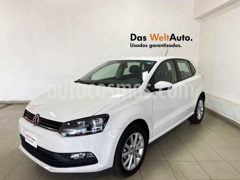 Volkswagen Polo Hatchback Design & Sound usado (2020) color Blanco precio $226,869