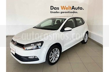 Volkswagen Polo Hatchback Design & Sound usado (2019) color Blanco precio $204,207
