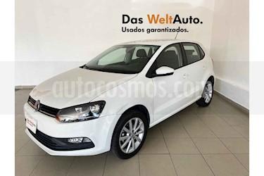 Volkswagen Polo Hatchback Design & Sound usado (2019) color Blanco precio $204,207