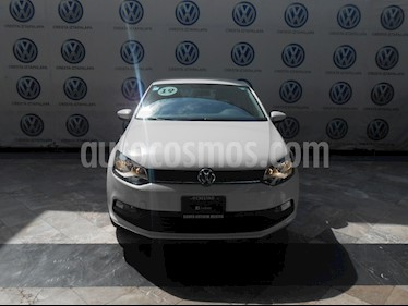 Volkswagen Polo Hatchback Design & Sound usado (2019) color Blanco precio $230,000