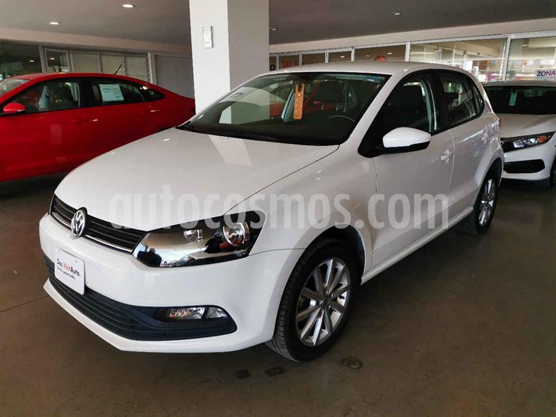 Volkswagen Polo Hatchback Disign & Sound Tiptronic usado (2020) color Blanco precio $229,900