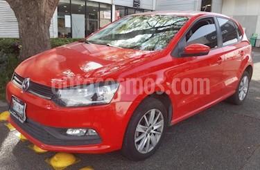 Foto Volkswagen Polo Hatchback 5p L4/1.6 Aut usado (2018) color Rojo precio $205,000