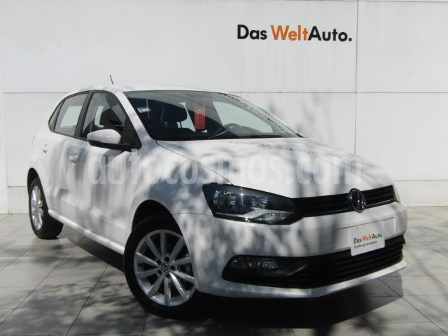Volkswagen Polo Hatchback Design & Sound usado (2020) color Blanco Candy precio $235,000