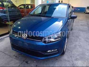 Foto Volkswagen Polo Hatchback Sound Tiptronic usado (2018) color Azul precio $158,900